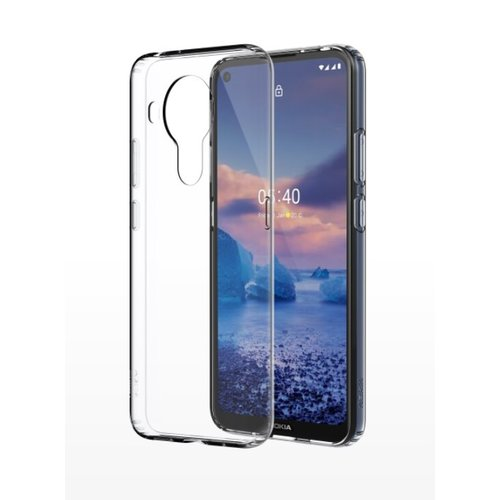 Nokia CC-154 Clear Case Zadní Kryt pro Nokia 5.4 Transparent