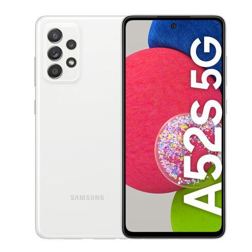 Samsung Galaxy A52s 5G 6GB/128GB A528 Dual SIM, Biela - SK distribúcia