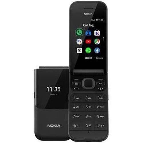 Nokia 2720 Flip Dual SIM Čierna