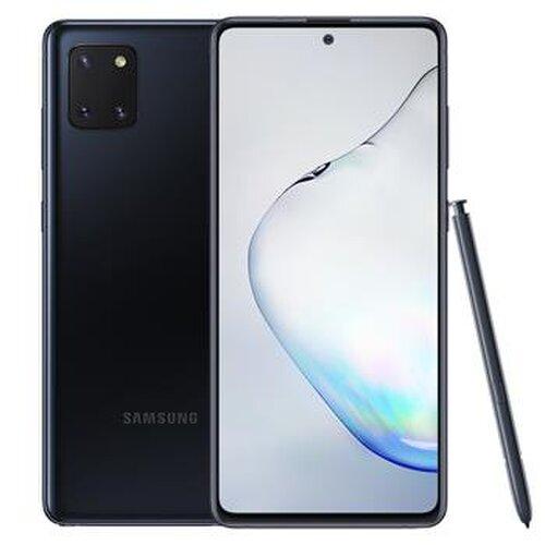 Samsung Galaxy Note10 Lite N770F 6GB/128GB Dual SIM Aura Black Čierny - Trieda B
