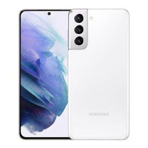 Samsung Galaxy S21 5G 8GB/256GB G991 Dual SIM Phantom White Biely - Trieda B