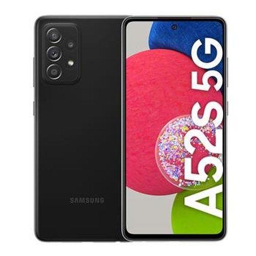 Samsung Galaxy A52s 5G 6GB/128GB A528 Dual SIM Awesome Black Čierny