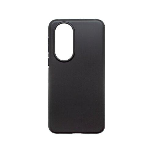 mobilNET silikónové puzdro Huawei P50 čierne Pudding