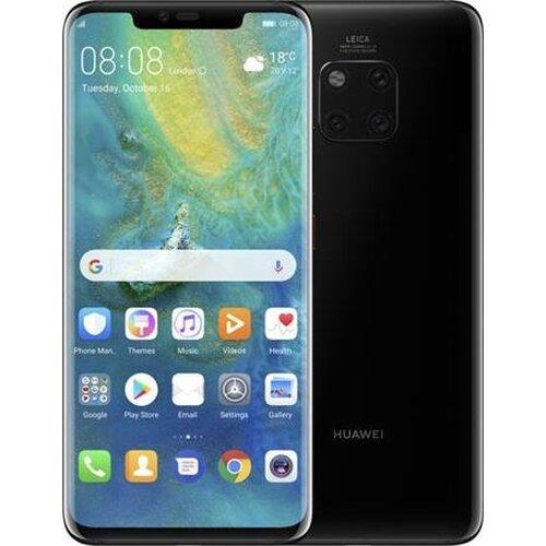 Huawei Mate 20 Pro 6GB/128GB Dual SIM Čierny - Trieda C