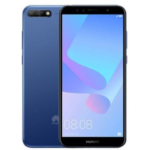Huawei Y6 2018 Single SIM Modrý - Trieda A