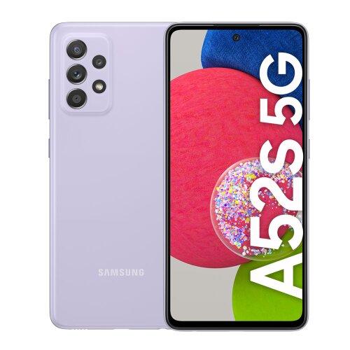 Samsung Galaxy A52s 5G 6GB/128GB A528 Dual SIM, Fialová - SK distribúcia