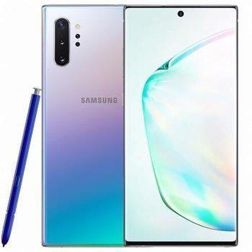 Samsung Galaxy Note 10+ 12GB/512GB N975F Dual SIM Strieborný Aura Glow - Trieda A