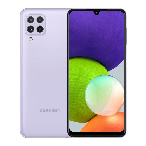 Samsung Galaxy A22 4GB/64GB A225 Dual SIM, Fialová - porušené balenie