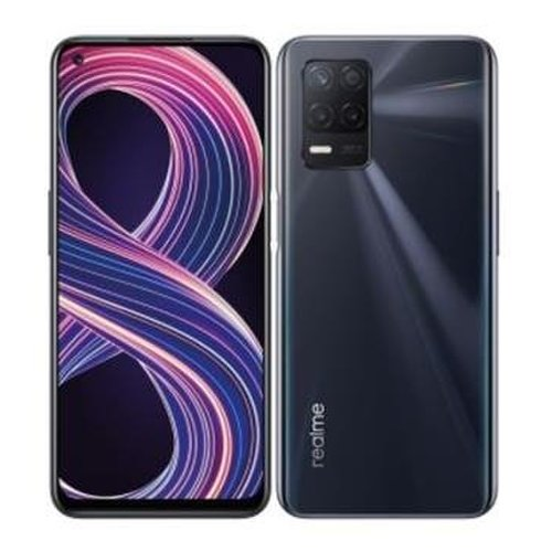 Realme 8 4G 4GB/64GB Dual SIM Čierny