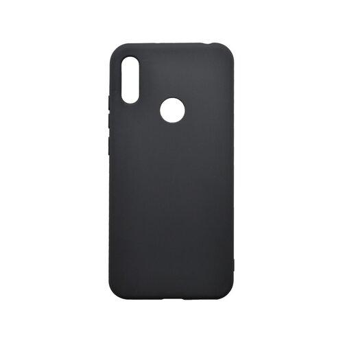 mobilNET silikónové puzdro Huawei Y6s, čierne