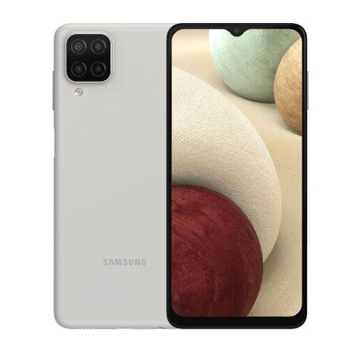 Samsung Galaxy A12 3GB/32GB A127 Dual SIM, Biela - SK distribúcia