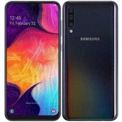 Samsung Galaxy A50 A505F 4GB/128GB Dual SIM Čierny - Trieda B