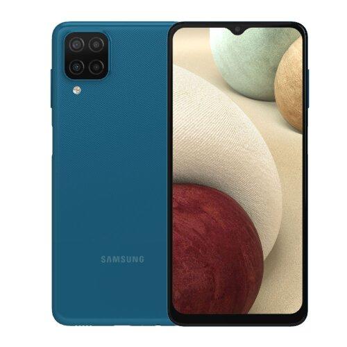 Samsung Galaxy A12 3GB/32GB A127 Dual SIM, Modrá - SK distribúcia