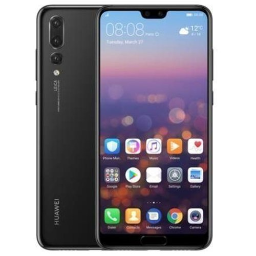 Huawei P20 Pro 6GB/128GB Single SIM Čierny - Trieda A
