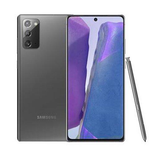 Samsung Galaxy Note 20 8GB/256GB N980F Dual SIM Mystic Grey Šedý - Trieda B