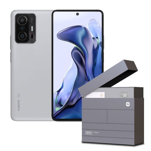 Xiaomi 11T 8GB/256GB Dual SIM, Biely