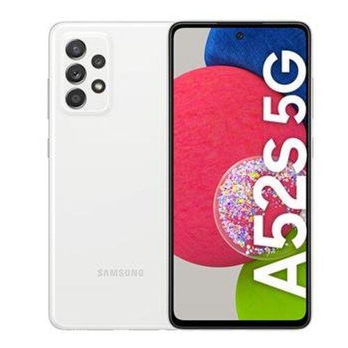 Samsung Galaxy A52s 5G 6GB/128GB A528 Dual SIM Awesome White Biely