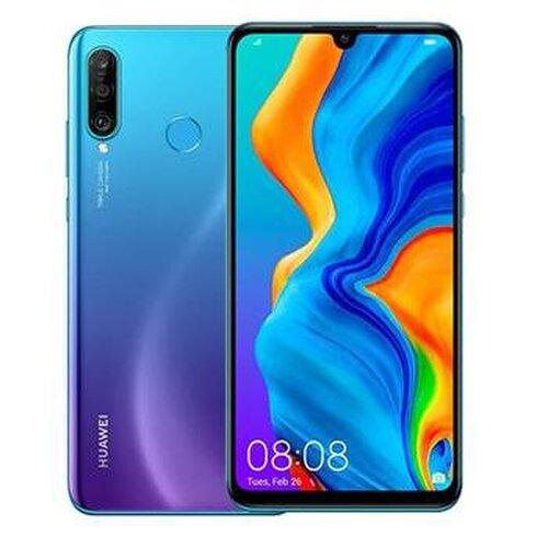Huawei P30 Lite 4GB/64GB Dual SIM Peacock Blue - Trieda A
